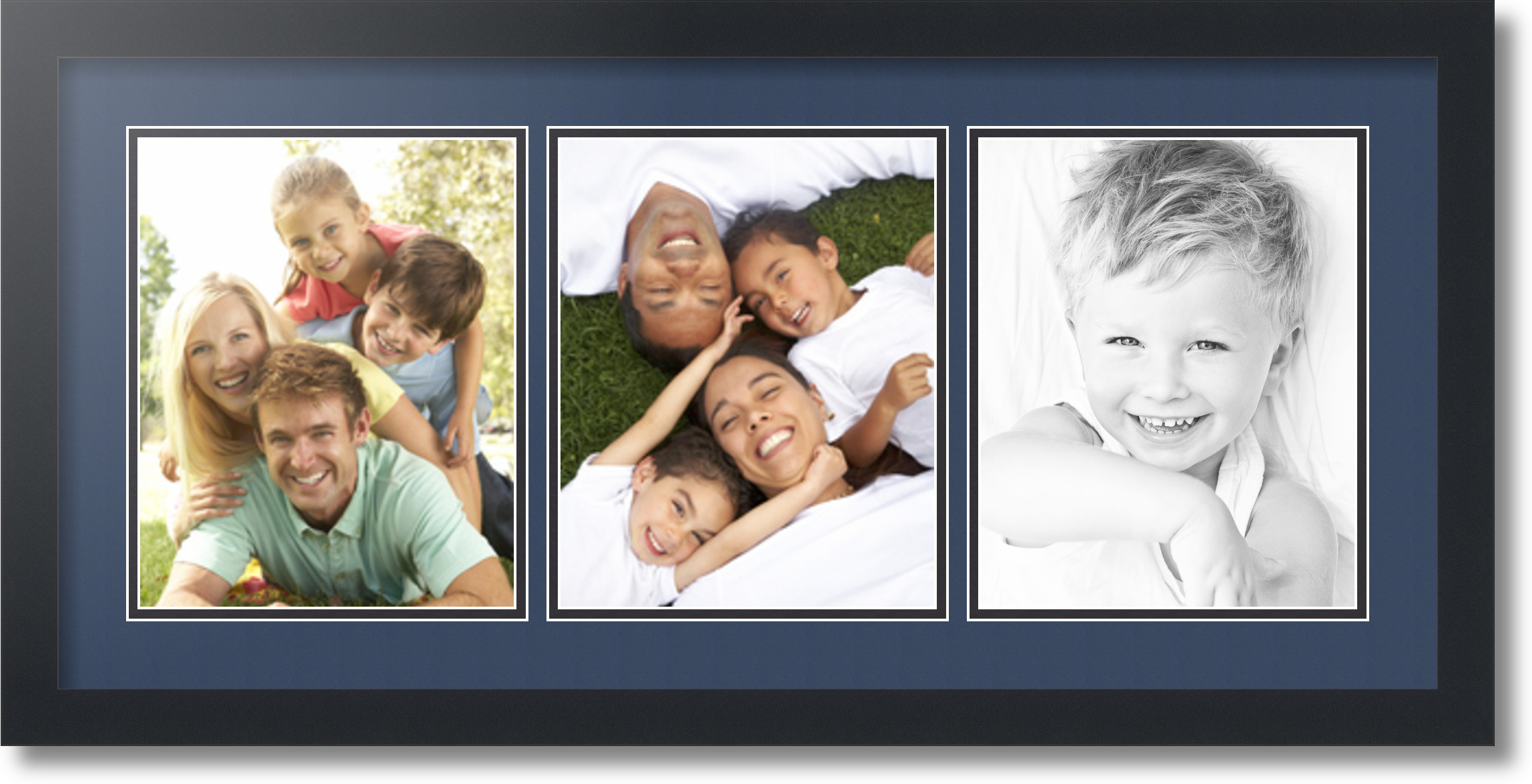 Arttoframes collage mat picture photo frame 3 8x10 openings arttoframes collage mat picture photo frame 3 8x10 jeuxipadfo Images