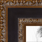 Double Edge Gold Picture frame