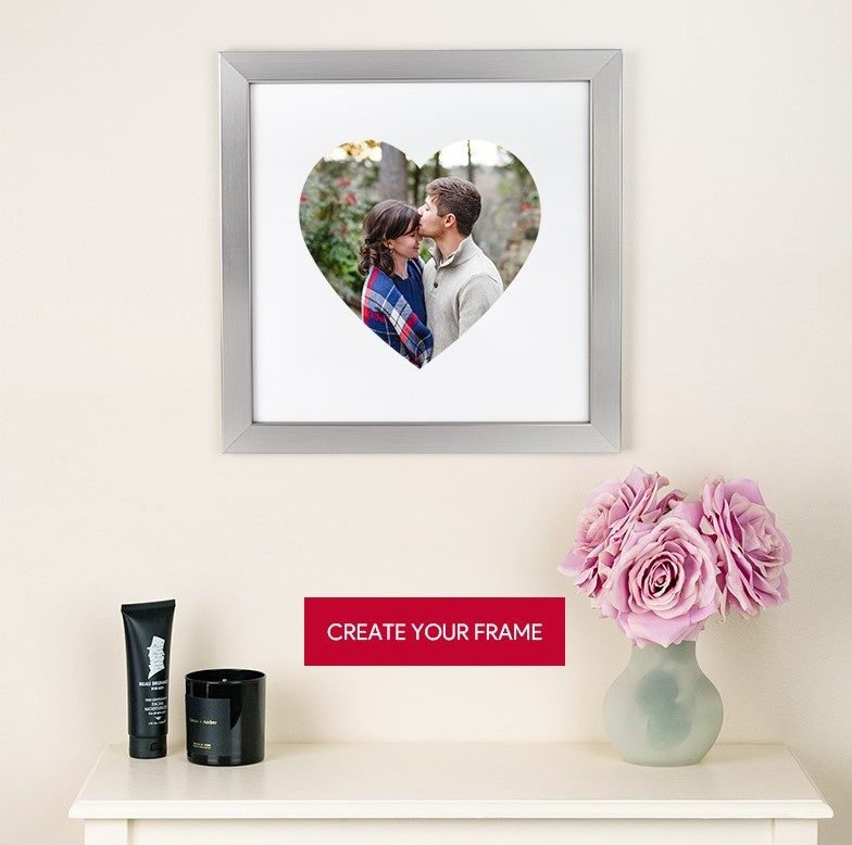 Print And Frame In Minutes!