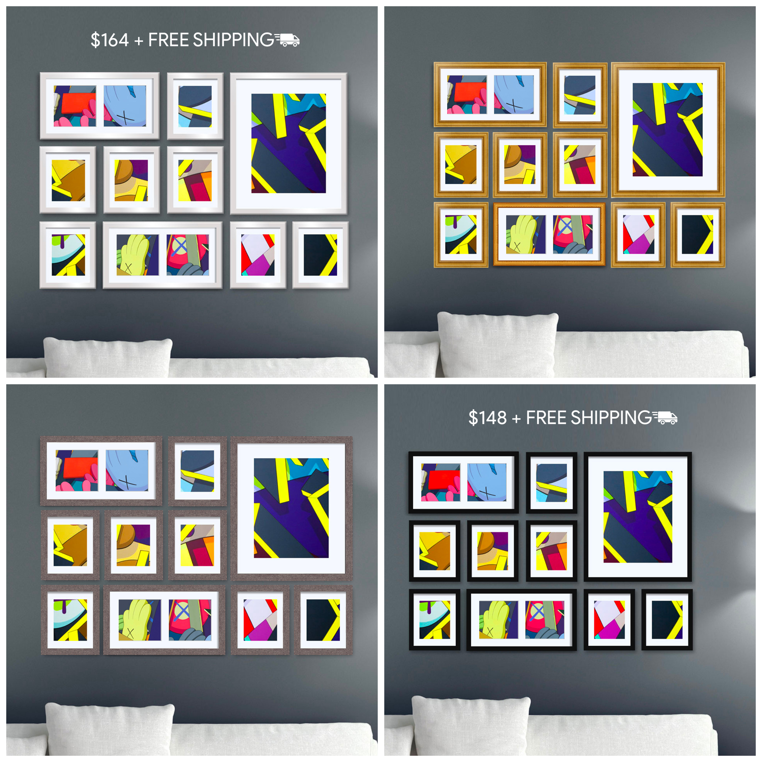 Shop The Room Maker Gallery Wall
